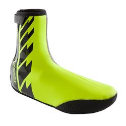 SUR-CHAUSSURES SHIMANO S3100X NPU+ JAUNE FLUO