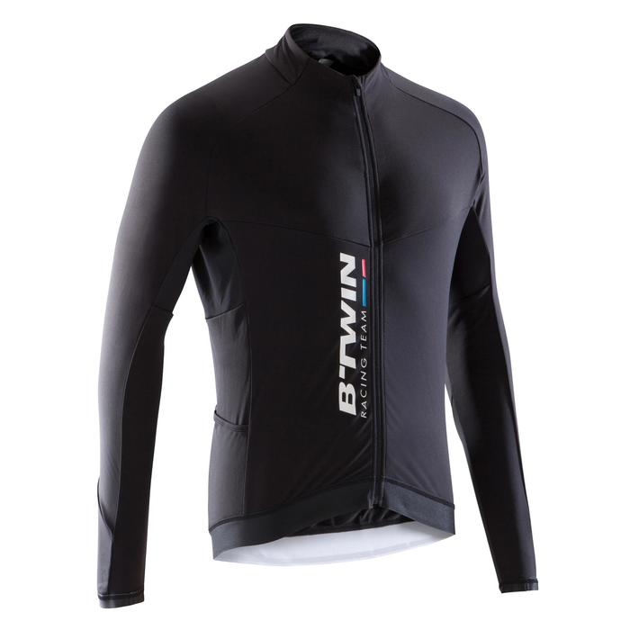 MAILLOT VELO ROUTE MANCHES LONGUES HOMME CYCLOTOURISTE 9000 - 1226087