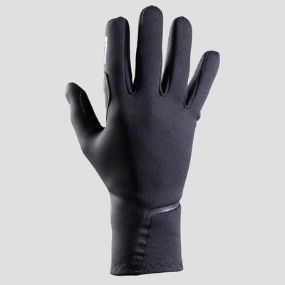 כפפות רכיבה לאביב/סתיו דגם 500 - שחור