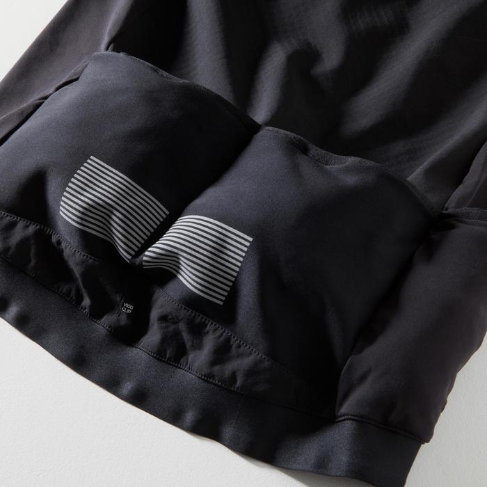 Fietsjas 500 zwart