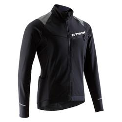 500 Cycling Jacket - Black