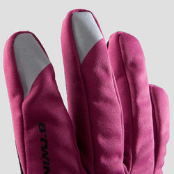 700 Winter Cycling Gloves - Purple