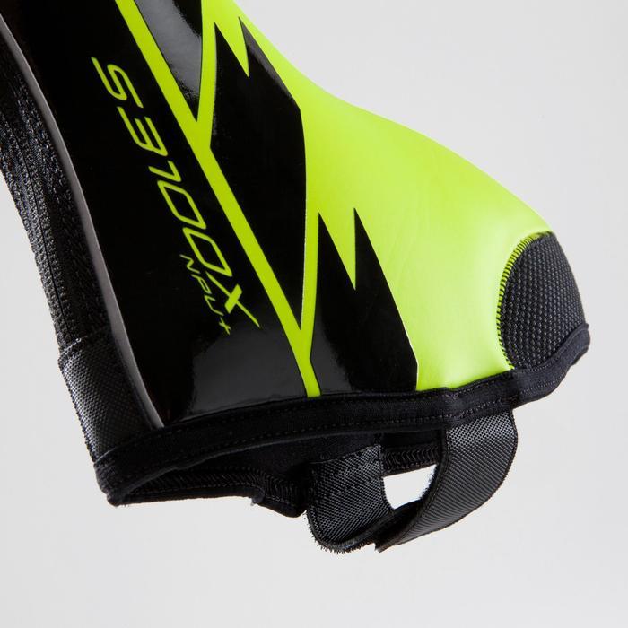 Fahrrad-Überschuhe S3100X NPU neongelb