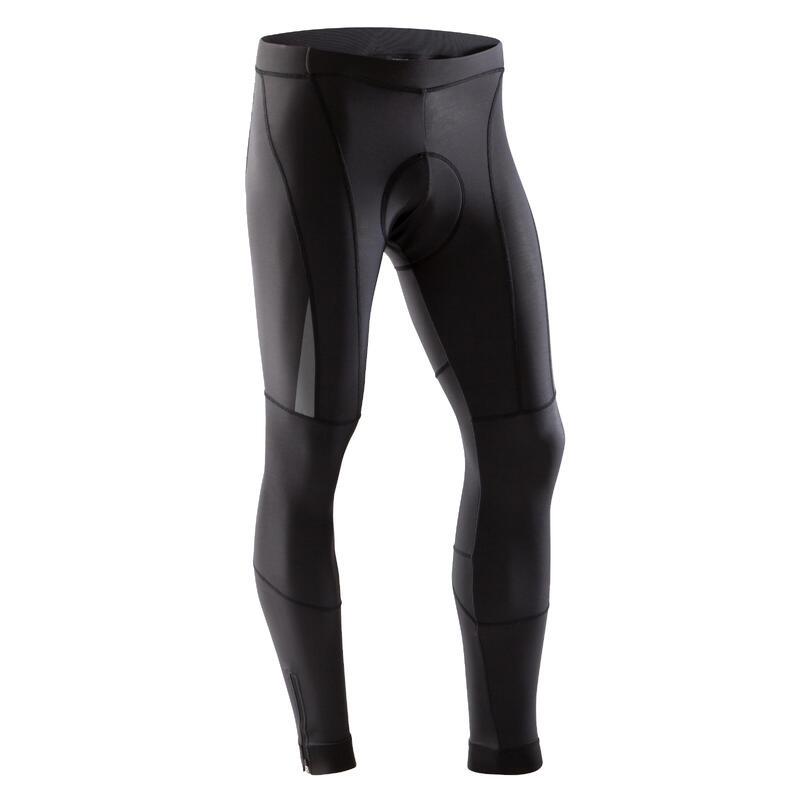 RC520 Winter Cycling Tights - Black