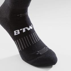900 Winter Cycling Socks - Black/Blue/Pink