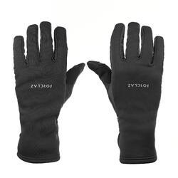 Handschuhe Trek 500 Erwachsene schwarz