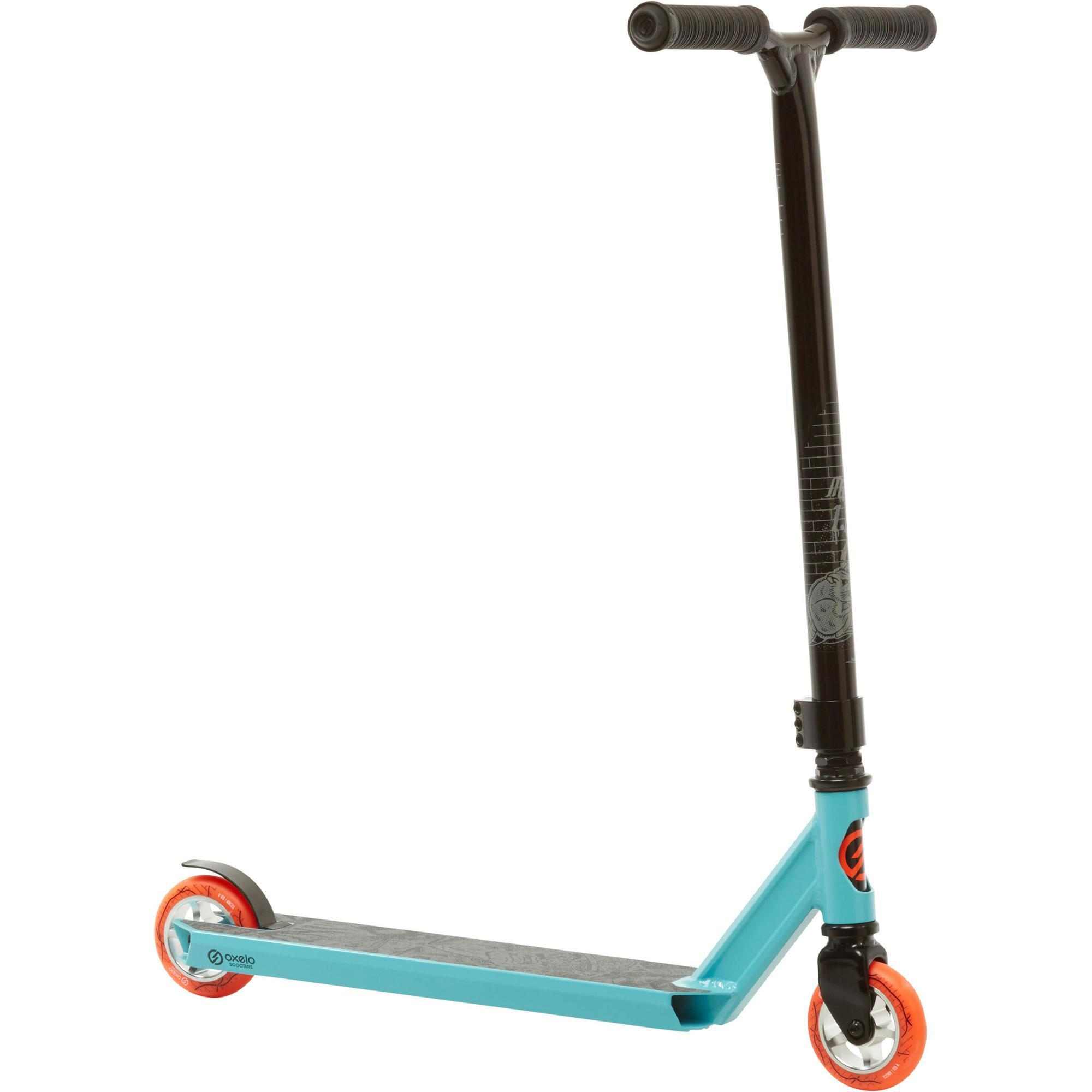 stunt scooter roller mf 1 8 freestyle oxelo decathlon. Black Bedroom Furniture Sets. Home Design Ideas