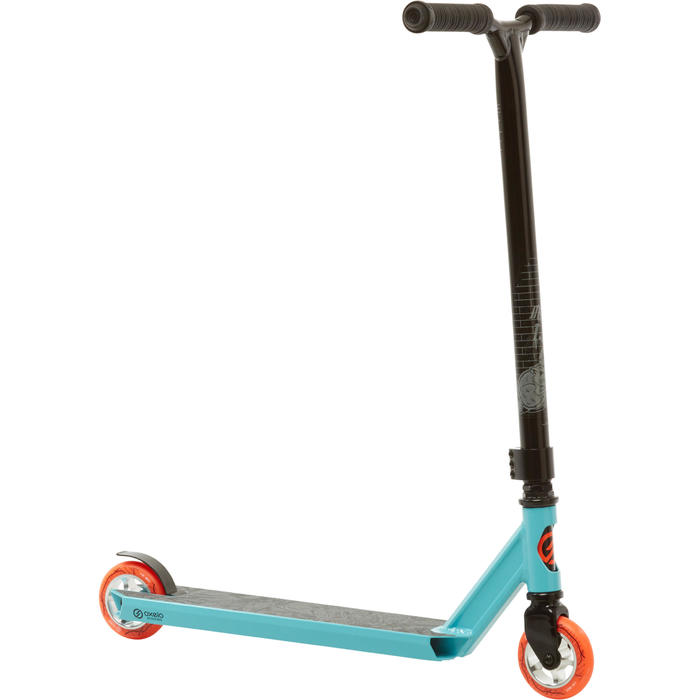 Stunt Scooter Roller Mf 1 8 Freestyle Oxelo Decathlon