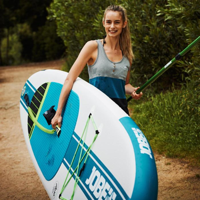 STAND UP PADDLE GONFLABLE RANDONNEE AERO 10'6 YARRA - 1226557