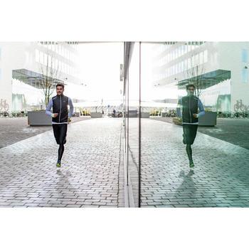 Run Warm+ Men's Running Long-Sleeved T-Shirt - Grey - 1226575