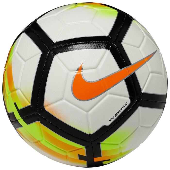 Ballon de fotball Nike Strike Championnat Français blanc - 1226630