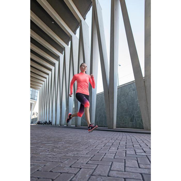 CORSAIRE RUNNING FEMME KIPRUN CARE NOIR CORAIL