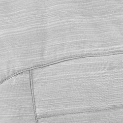 Gilet de randonnée enfant MH500 blanc 7- 15 ans
