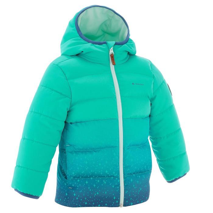Doudoune de randonnée garçon X-Warm - 1227177