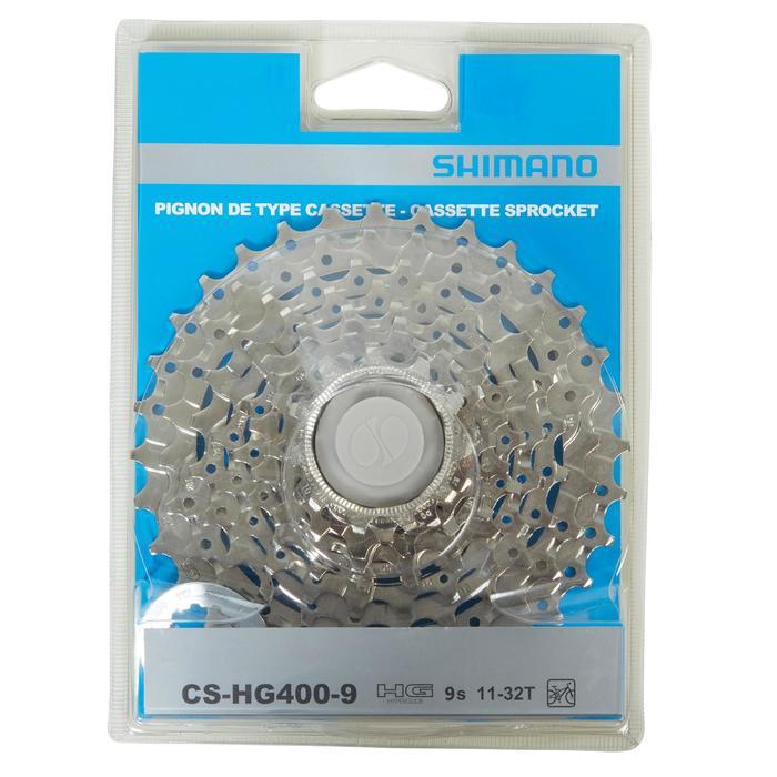 Cassette 9 speed 11x32 HG 400