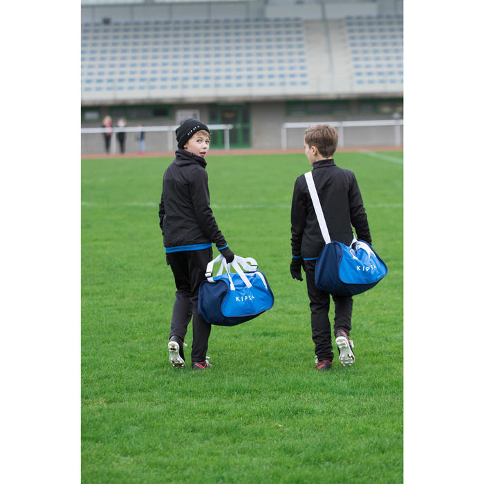 Voetbal trainingsbroek kind T100 zwart