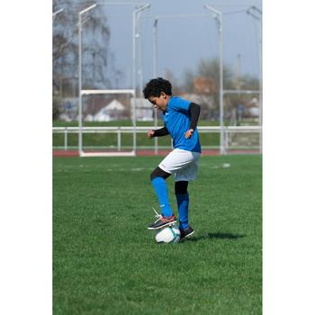 Voetbalbroekje kind F100 wit