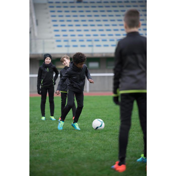 Voetbal trainingsbroek kind TP500 zwart