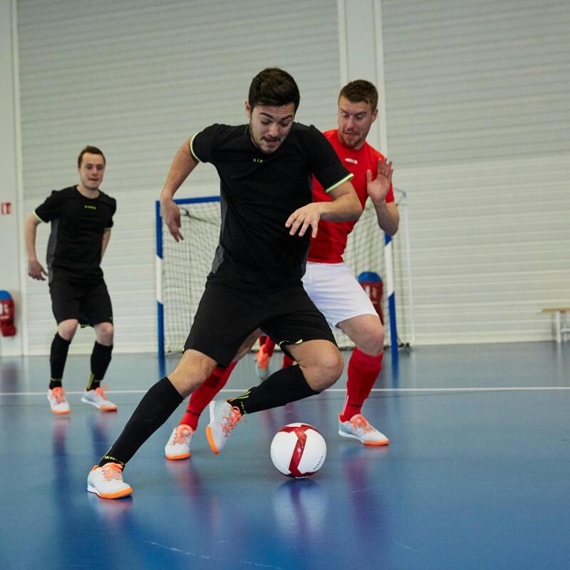 futsal zaalvoetbal schoenen decathlon kipsta