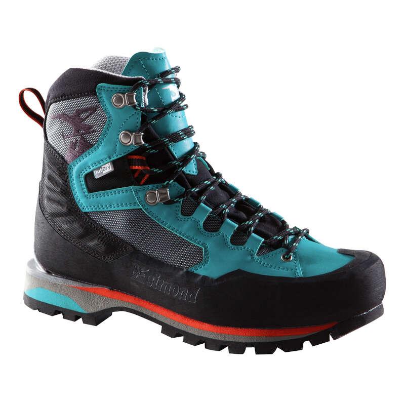 MOUNTAINEERING BOOTS Mountaineering - WOMEN MOUNTAIN BOOTS LIGHT SIMOND - Mountaineering