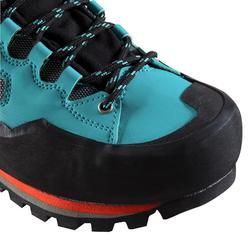 CHAUSSURE d'alpinisme 3 saisons femme - ALPINISM LIGHT turquoise