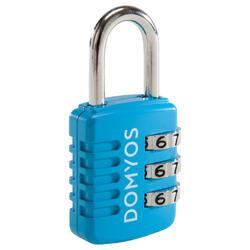 Cadeado de Código Azul