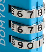Combination Padlock - Blue