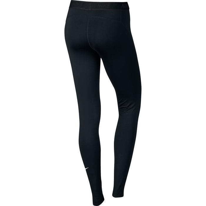 Cardiofitness legging voor dames zwart