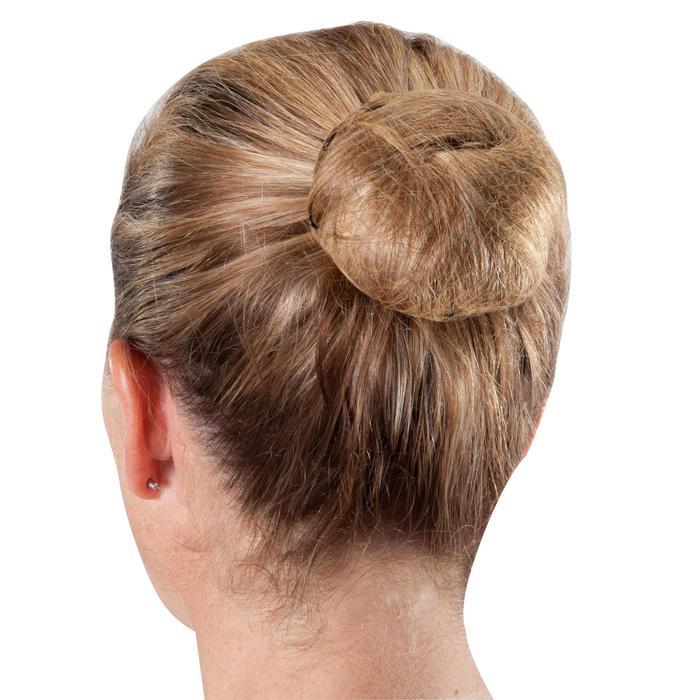 Haaraccesoires voor balletknot blond haar