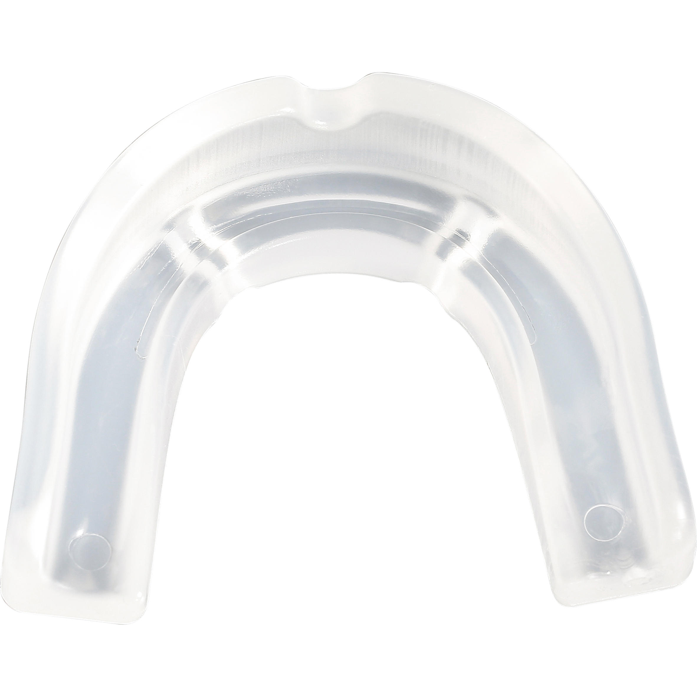 Protector bucal rugby adulto 100 transparente