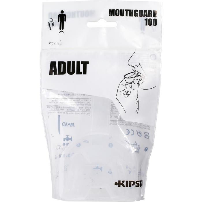 Bucal Rubgy Offload R100 adulto transparente