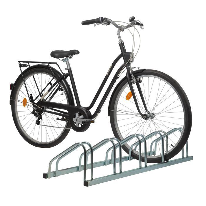 Fietsenrek voor 5 fietsen - 1227607