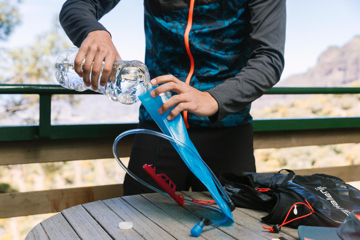 Comment nettoyer et entretenir un sac à eau ?