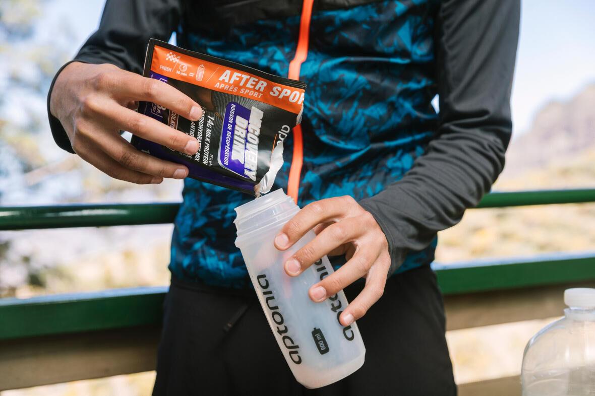 Aptonia bidon double use recovery drink