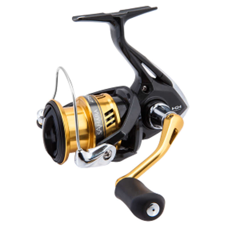 MULINELLI TAGLIA 4000 Pesca - Mulinello SAHARA4000 XG FI SHIMANO - Pesca a feeder