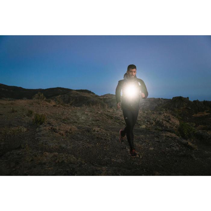 Linterna Running Kalenji Run Light 250 Negro / 250 Lúmenes