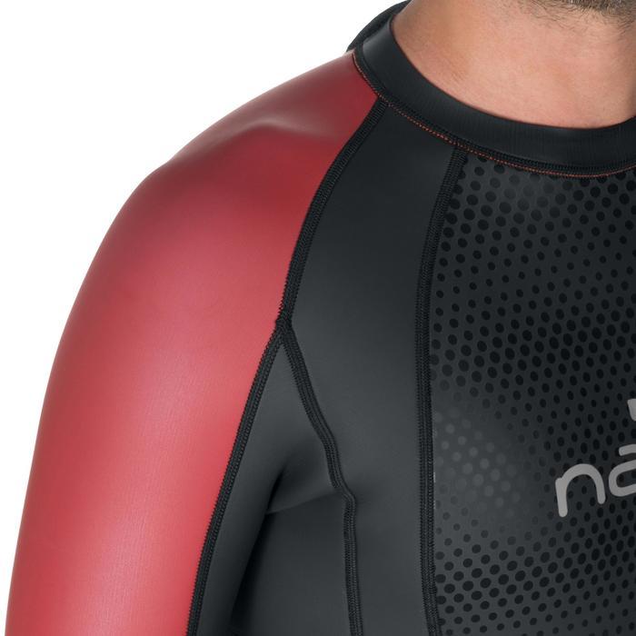 Neopreen wetsuit voor zwemmen in open water heren OWS 2/2 mm Glideskin