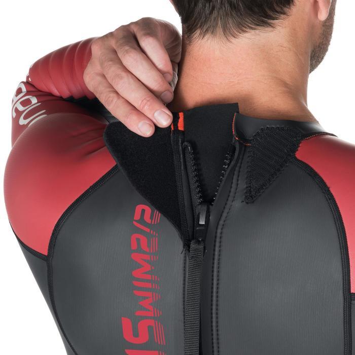 Combinaison natation néoprène OWS 500 2,5/2mm homme eau tempérée - 1227979