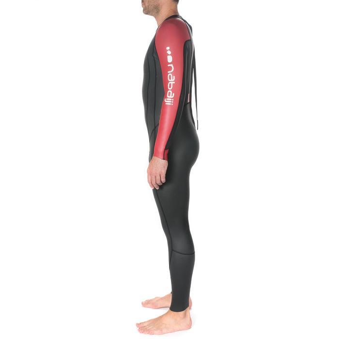 Combinaison natation néoprène OWS 500 2,5/2mm homme eau tempérée - 1227981
