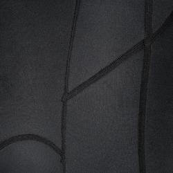 Traje Neopreno Natación Aguas Abiertas Nabaiji OWS 500 2,5/2 mm Hombre Negro
