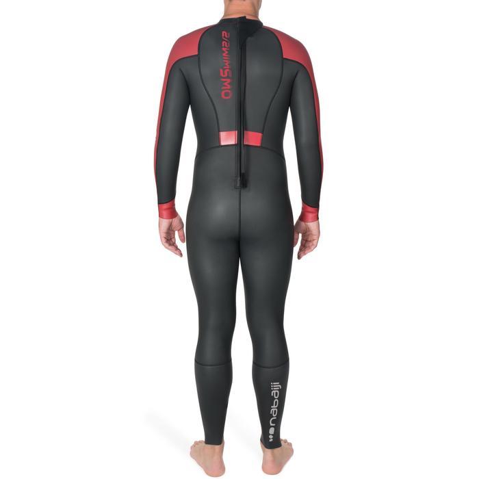 Combinaison natation néoprène OWS 500 2,5/2mm homme eau tempérée - 1227985