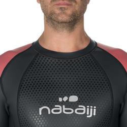 OWS 500 Men's 2.5/2mm Temperate Water Neoprene Swimming Wetsuit