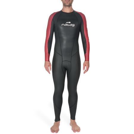 Men's Open Water Swimming 2/2 mm Neoprene Glideskin Wetsuit OWS