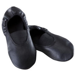520 Leather Artistic Gymnastics Shoes - Black