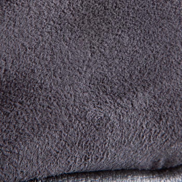 Chausson de Gymnastique Artistique en cuir 520 noir. - 1228057