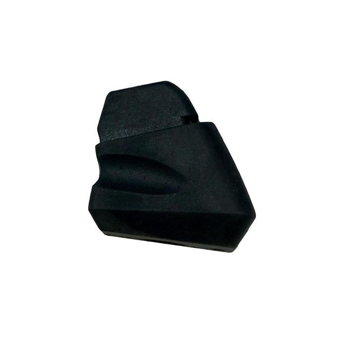 Remblokje voor de skeelers voor volwassenen Freeride 3 Softboot zwart