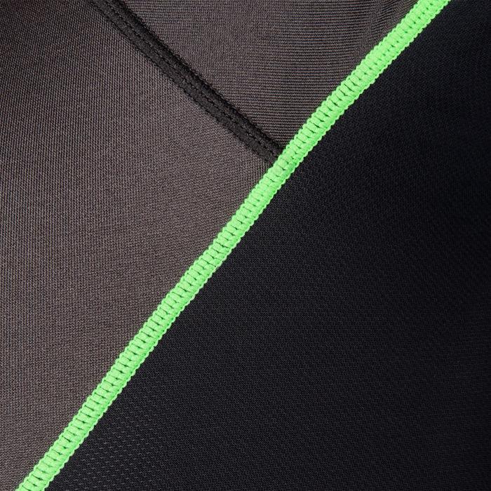 Épaulière rugby adulte Full H 900 gris vert - 1228145