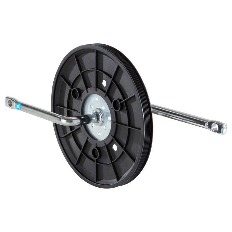TRANSMISSION BIKE VE-VM-VA - One-Piece Wheel Axle DOMYOS
