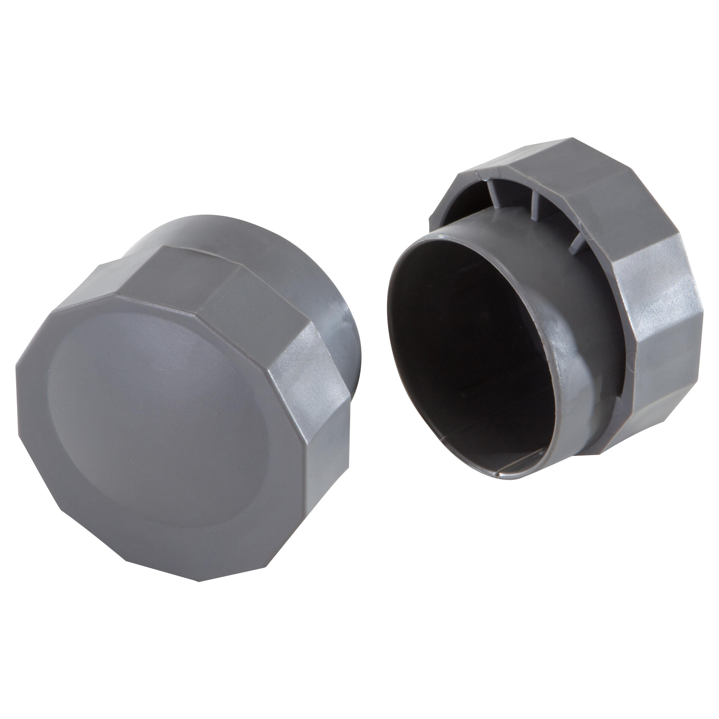 Foot End Caps Twin-Pack