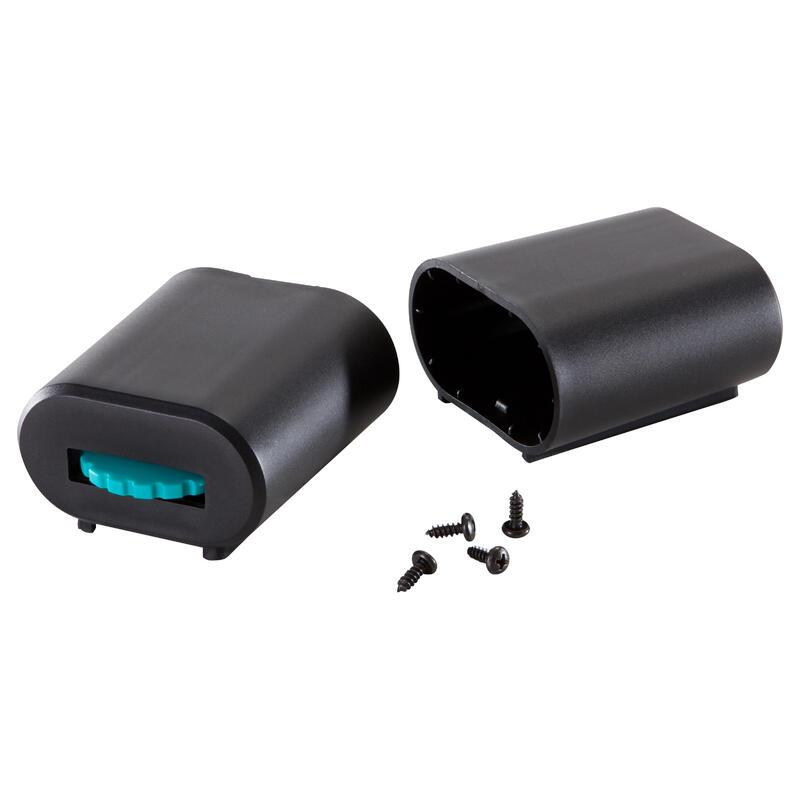 Pair of VM Comfort Rear Foot End Caps